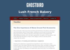 lushfrenchbakery.com