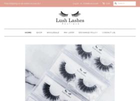 lushlashesboutique.com