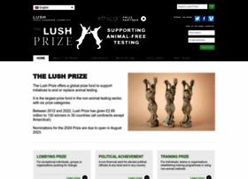 lushprize.org
