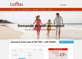 lusita-credits.ch