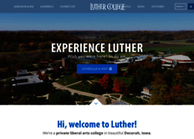 luther.edu