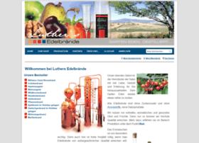 luthers-edelbraende.de