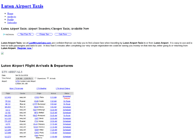 lutonairporttaxis.com