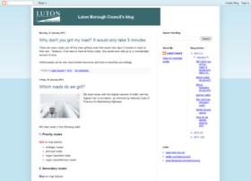 lutoncouncil.blogspot.com