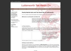 lutterworth-taekwondo.co.uk