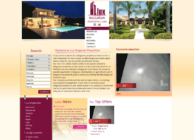 luxbulgarianproperties.net