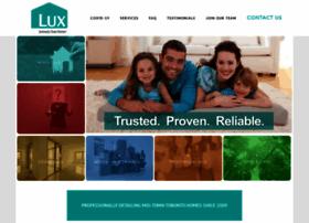 luxclean.net