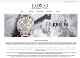 luxco.co.za