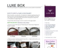 luxe-box.com