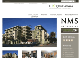 luxebroadwaystudioapartments.com