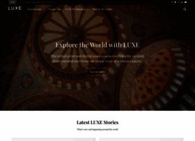 luxecityguides.com