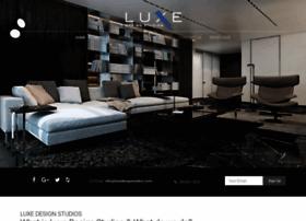 luxedesignstudios.com