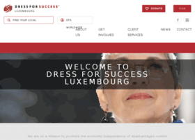 luxembourg.dressforsuccess.org