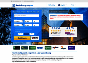 luxembourg.rentalcargroup.com