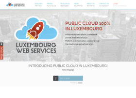 luxembourgwebservices.com