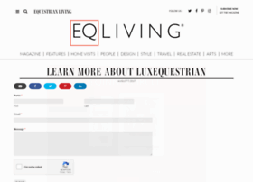 luxequestrian.com