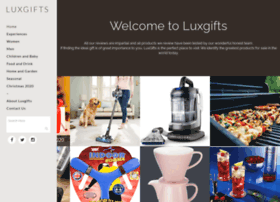 luxgifts.co.uk