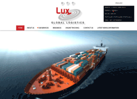 luxgloballogistics.com
