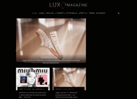 luxmagazine.hr