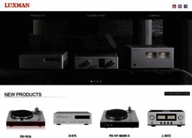 luxman.com