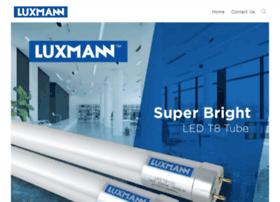 luxmannlighting.com
