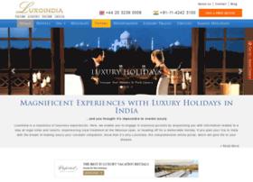 luxoindia.com
