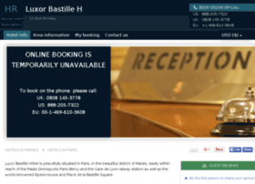 luxor-bastille-paris.hotel-rez.com