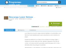 luxor-deluxe.programas-gratis.net