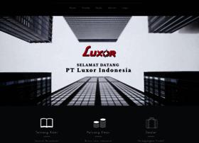 luxor.co.id