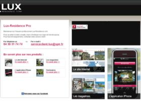 luxresidencepro.com