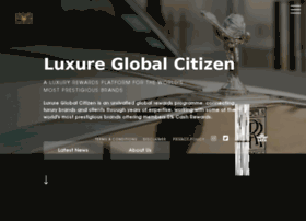 luxureglobalcitizen.com
