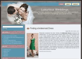 luxuriousweddingsny.com
