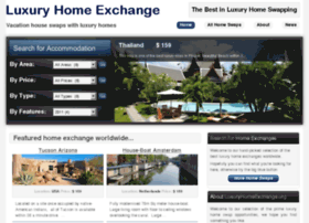 luxury-home-exchange.org