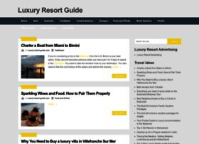 luxury-resort-guide.com