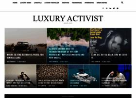luxuryactivist.com