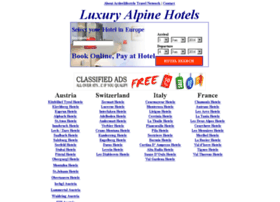 luxuryalpinehotels.com