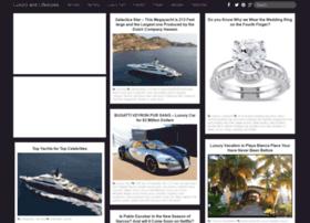 luxuryandlifestyles.com