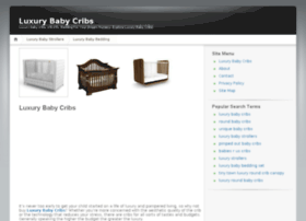 luxurybabycribs.net