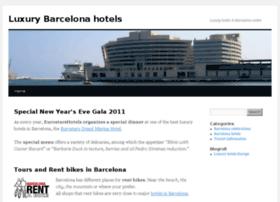 luxurybarcelonahotels.org
