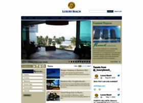luxurybeach.com