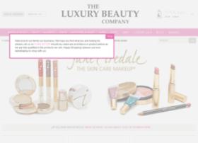 luxurybeautycompany.com