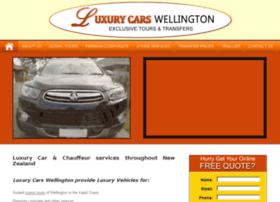 luxurycarswellington.com