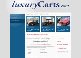 luxurycarts.com