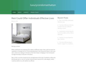 luxurycondomanhattan.com