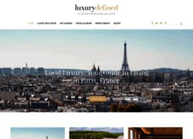 luxurydefined.christiesrealestate.com