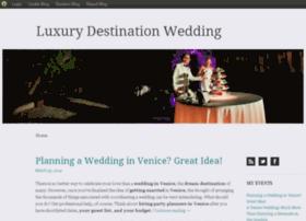 luxurydestinationwedding.blog.com