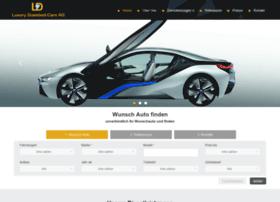 luxurydiamondcars.com