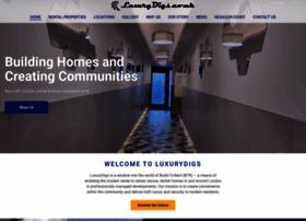 luxurydigs.co.uk