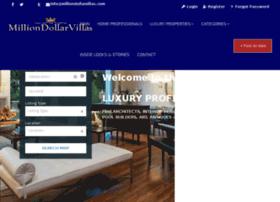 luxurydirectory.milliondollarvillas.com