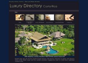 luxurydirectorycostarica.com